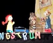 Pippi und die Räuber Blom und Donner-Karlson