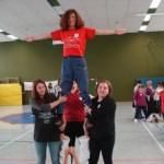 Sportliche Lehrerinnen